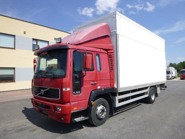 Volvo FL220 4x2+MANUAL