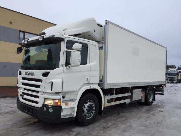 Scania P230 4x2+AUTOMATIC