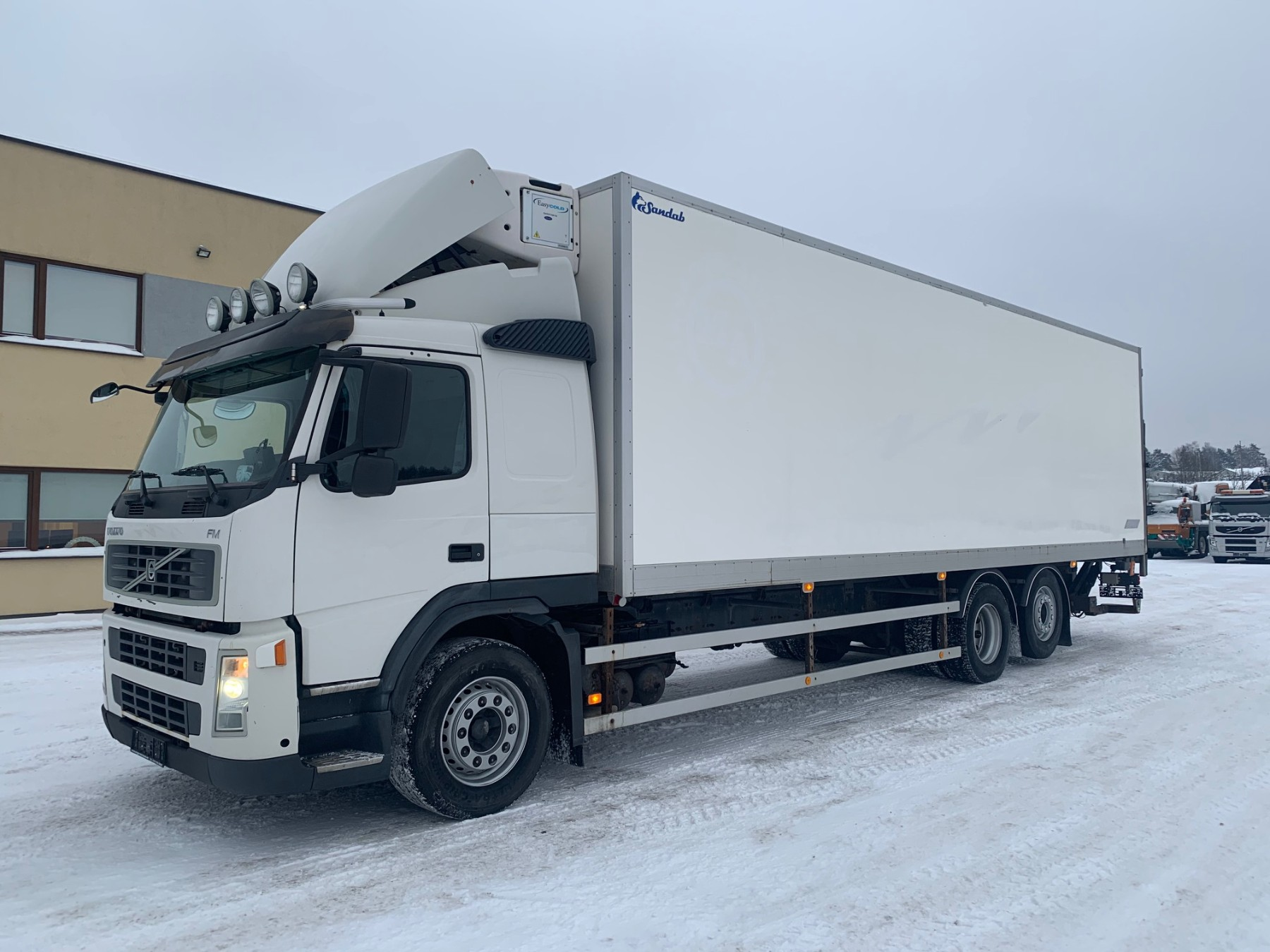 Volvo FM420 6x2+EURO5+FULL AIR+FRC