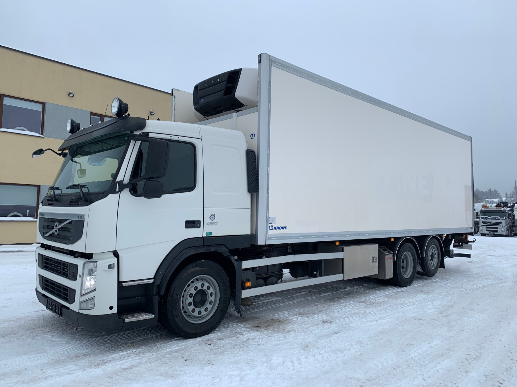 Volvo FM450 6x2 FULL AIR+RETARDER